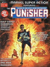 Cover Thumbnail for Marvel Super Action (Marvel, 1976 series) #1