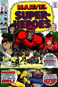 Cover for Marvel Super-Heroes (Marvel, 1967 series) #23