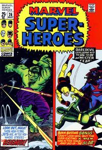 Cover Thumbnail for Marvel Super-Heroes (Marvel, 1967 series) #26