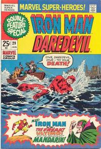 Cover Thumbnail for Marvel Super-Heroes (Marvel, 1967 series) #29