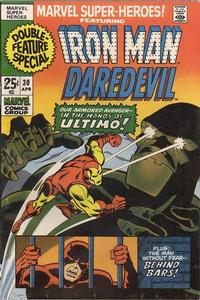 Cover Thumbnail for Marvel Super-Heroes (Marvel, 1967 series) #30