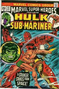 Cover for Marvel Super-Heroes (Marvel, 1967 series) #43