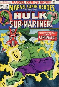 Cover Thumbnail for Marvel Super-Heroes (Marvel, 1967 series) #44