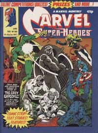 Cover Thumbnail for Marvel Superheroes [Marvel Super-Heroes] (Marvel UK, 1979 series) #386