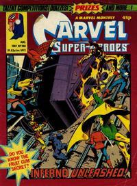 Cover Thumbnail for Marvel Superheroes [Marvel Super-Heroes] (Marvel UK, 1979 series) #388