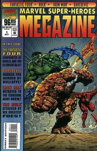 Cover for Marvel Super-Heroes Megazine (Marvel, 1994 series) #1