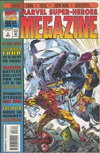 Cover Thumbnail for Marvel Super-Heroes Megazine (Marvel, 1994 series) #3