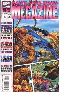 Cover for Marvel Super-Heroes Megazine (Marvel, 1994 series) #5