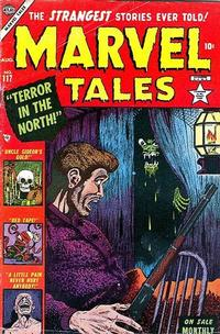 Cover for Marvel Tales (Marvel, 1949 series) #117
