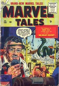 Cover Thumbnail for Marvel Tales (Marvel, 1949 series) #135
