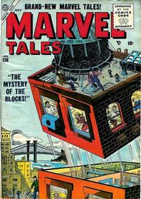 Cover Thumbnail for Marvel Tales (Marvel, 1949 series) #136