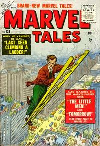Cover Thumbnail for Marvel Tales (Marvel, 1949 series) #138