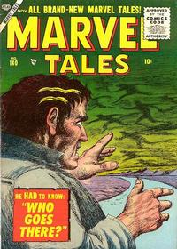Cover Thumbnail for Marvel Tales (Marvel, 1949 series) #140