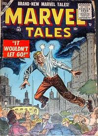 Cover Thumbnail for Marvel Tales (Marvel, 1949 series) #142