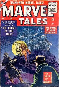 Cover Thumbnail for Marvel Tales (Marvel, 1949 series) #143