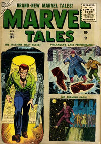 Cover Thumbnail for Marvel Tales (Marvel, 1949 series) #145