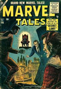 Cover Thumbnail for Marvel Tales (Marvel, 1949 series) #146