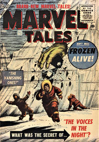 Cover for Marvel Tales (Marvel, 1949 series) #147