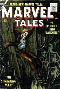 Cover for Marvel Tales (Marvel, 1949 series) #150