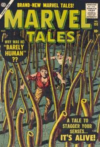 Cover Thumbnail for Marvel Tales (Marvel, 1949 series) #151