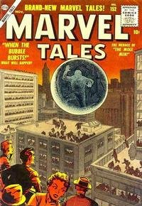 Cover Thumbnail for Marvel Tales (Marvel, 1949 series) #152