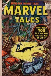 Cover Thumbnail for Marvel Tales (Marvel, 1949 series) #153