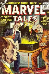Cover Thumbnail for Marvel Tales (Marvel, 1949 series) #154