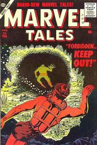 Cover Thumbnail for Marvel Tales (Marvel, 1949 series) #156