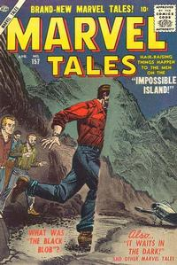 Cover Thumbnail for Marvel Tales (Marvel, 1949 series) #157