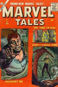 Cover Thumbnail for Marvel Tales (Marvel, 1949 series) #158