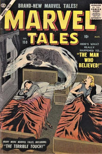 Cover Thumbnail for Marvel Tales (Marvel, 1949 series) #159