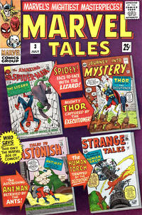 Cover Thumbnail for Marvel Tales (Marvel, 1966 series) #3