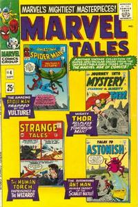 Cover Thumbnail for Marvel Tales (Marvel, 1966 series) #4