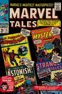 Cover Thumbnail for Marvel Tales (Marvel, 1966 series) #5