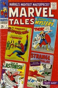 Cover Thumbnail for Marvel Tales (Marvel, 1966 series) #7
