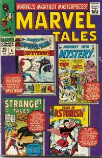 Cover Thumbnail for Marvel Tales (Marvel, 1966 series) #8