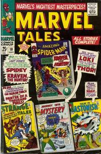 Cover Thumbnail for Marvel Tales (Marvel, 1966 series) #10