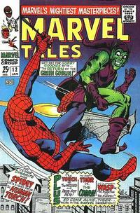 Cover Thumbnail for Marvel Tales (Marvel, 1966 series) #12