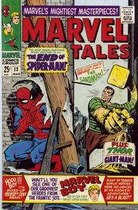 Cover Thumbnail for Marvel Tales (Marvel, 1966 series) #13