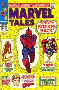 Cover Thumbnail for Marvel Tales (Marvel, 1966 series) #14