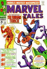 Cover Thumbnail for Marvel Tales (Marvel, 1966 series) #16