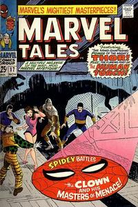 Cover Thumbnail for Marvel Tales (Marvel, 1966 series) #17