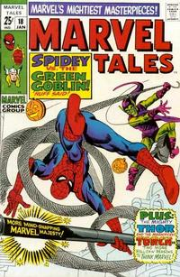 Cover Thumbnail for Marvel Tales (Marvel, 1966 series) #18