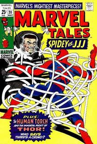 Cover Thumbnail for Marvel Tales (Marvel, 1966 series) #20