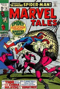 Cover Thumbnail for Marvel Tales (Marvel, 1966 series) #24