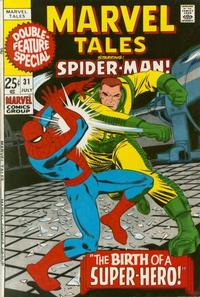 Cover Thumbnail for Marvel Tales (Marvel, 1966 series) #31