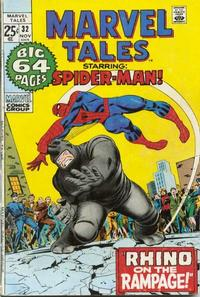 Cover Thumbnail for Marvel Tales (Marvel, 1966 series) #32