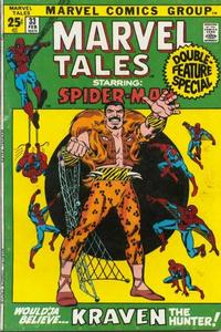 Cover Thumbnail for Marvel Tales (Marvel, 1966 series) #33