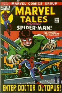 Cover Thumbnail for Marvel Tales (Marvel, 1966 series) #38