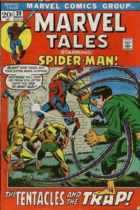 Cover Thumbnail for Marvel Tales (Marvel, 1966 series) #39